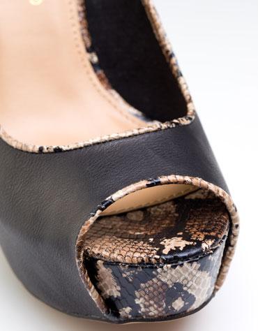 Bershka 2012 احذية ماركة 2012