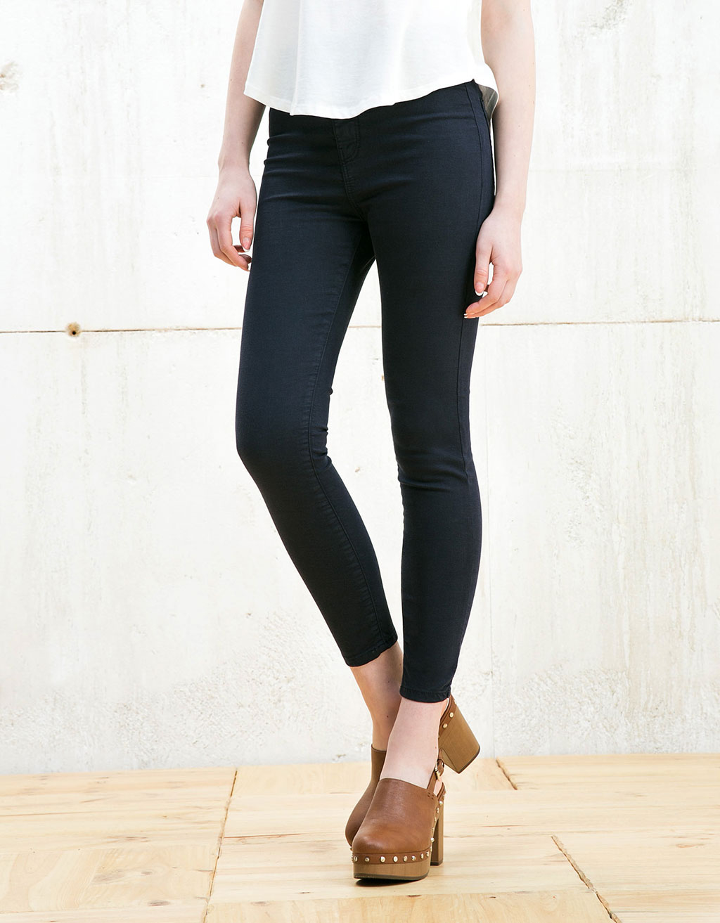 High Waist Jegging