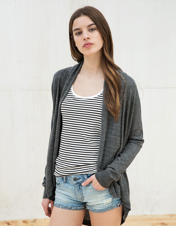 Round jacket