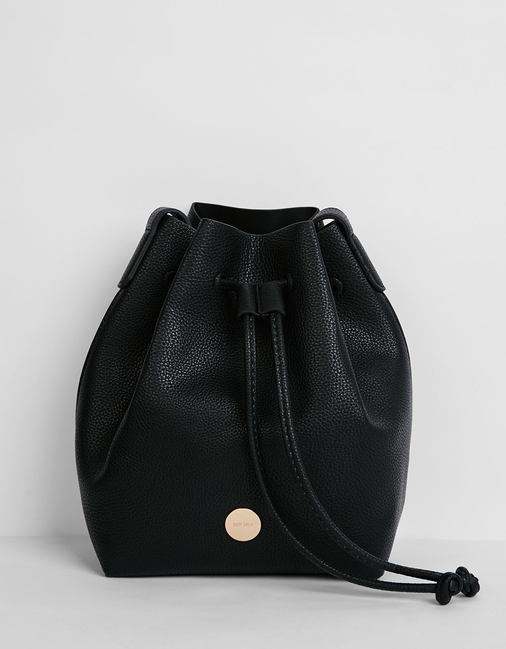 Bolso pouch liso