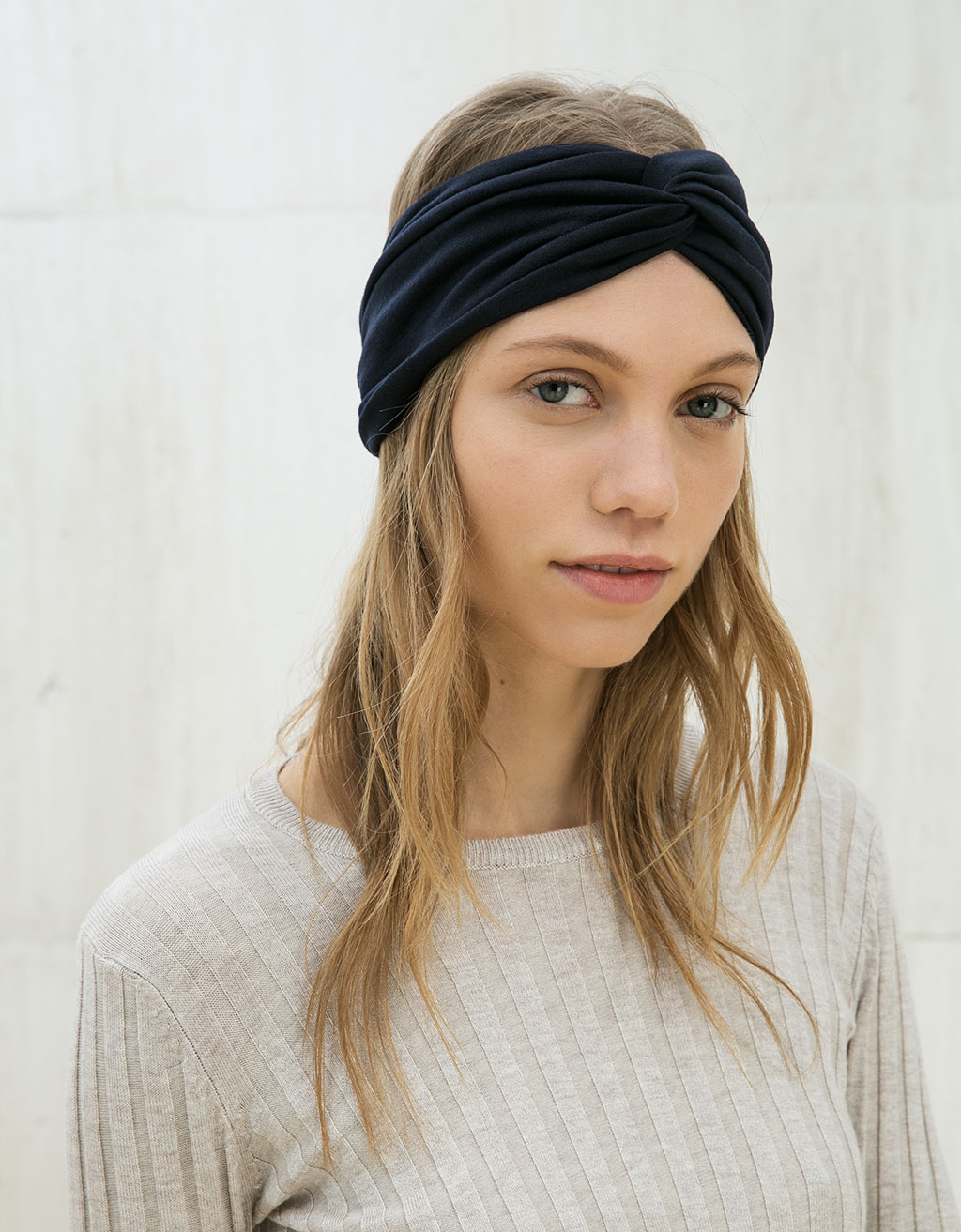 Sweater headband