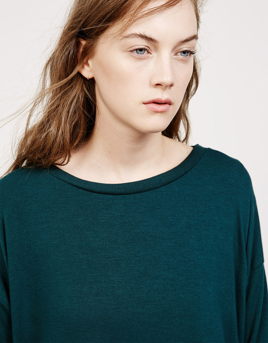 Round neck Kelly jumper