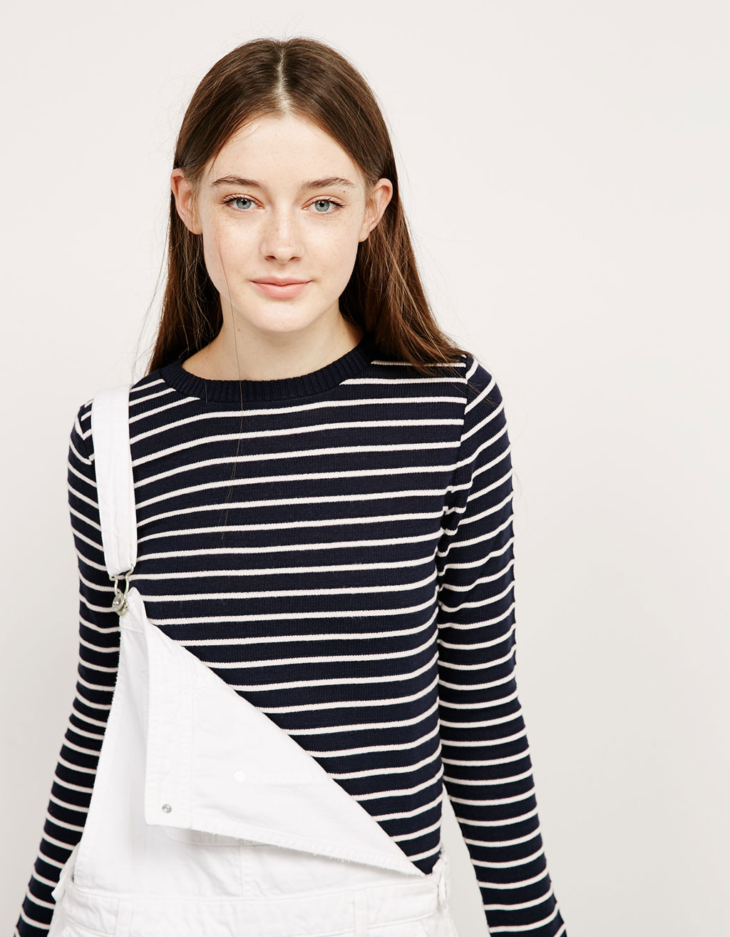 BSK striped jumper