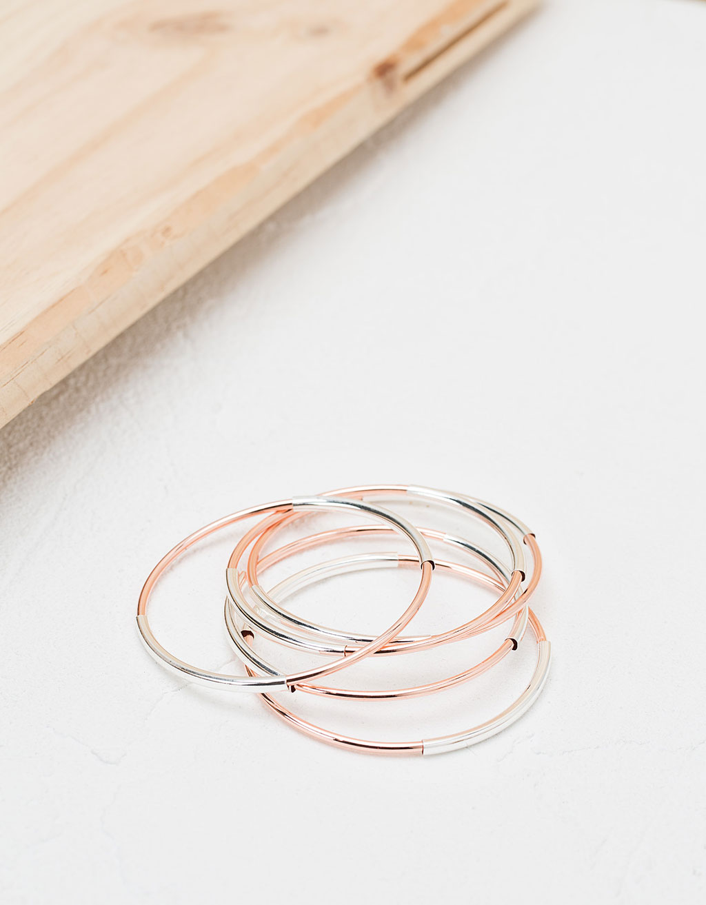 Pack de bracelets - Plating rigide -
