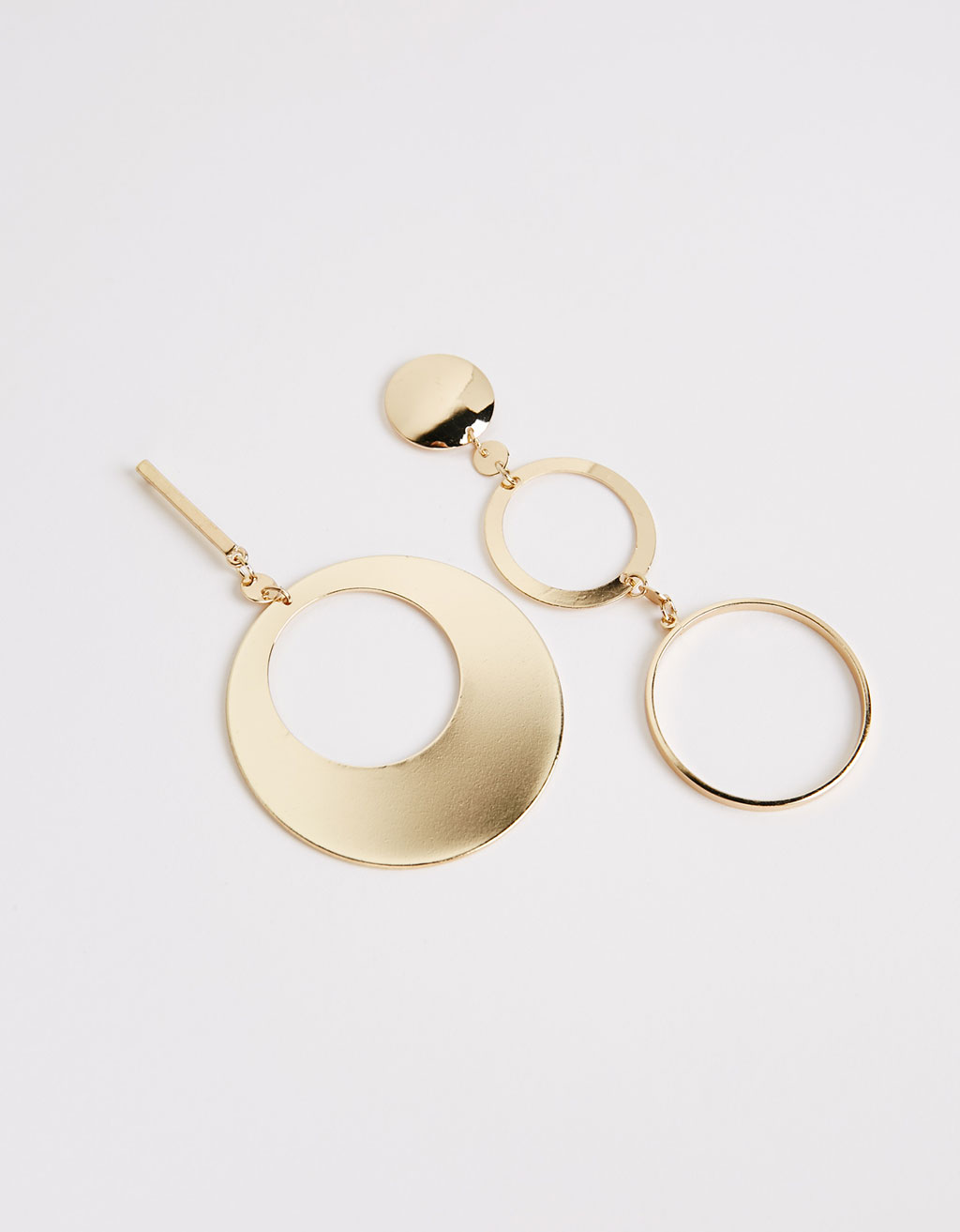 Mix&Match hoop earrings