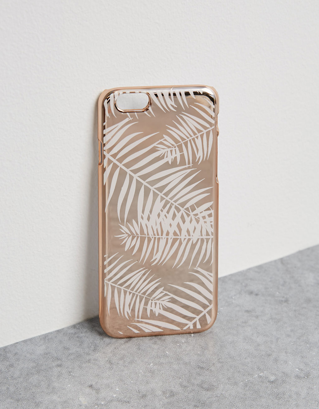 Palm tree iPhone 6/6s case