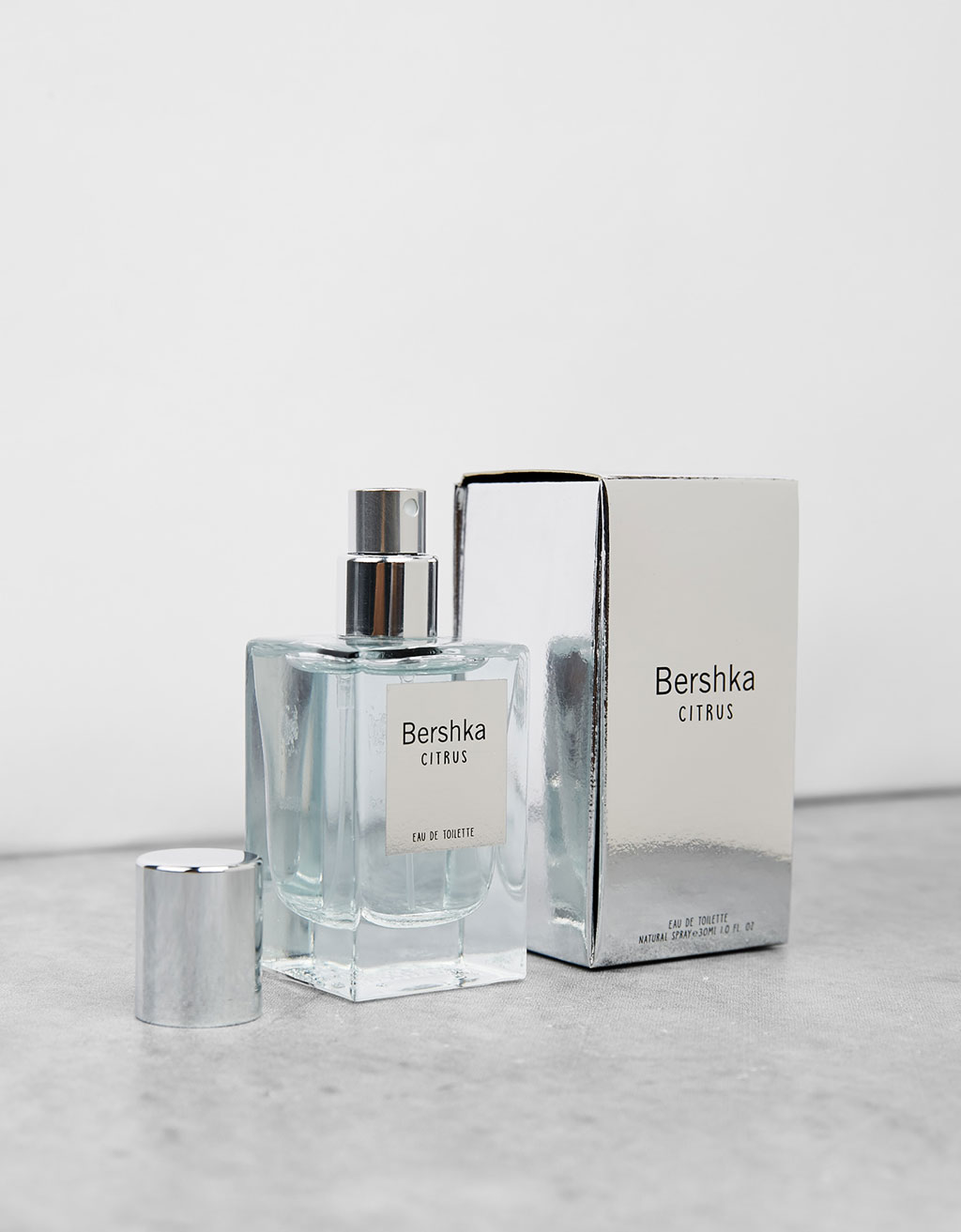 Eau de Toilette Bershka Citrus 30 ml