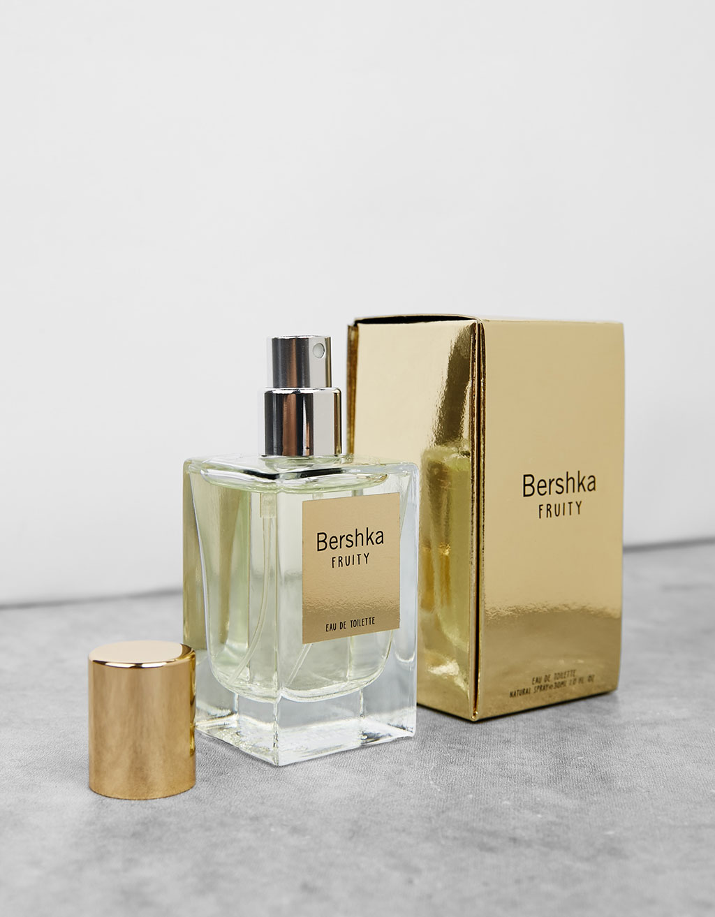 Bershka Eau de Toilette Fruity 30 ml
