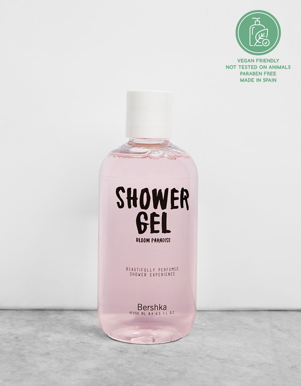 Bershka Bloom Paradise tusfürdő 250ml