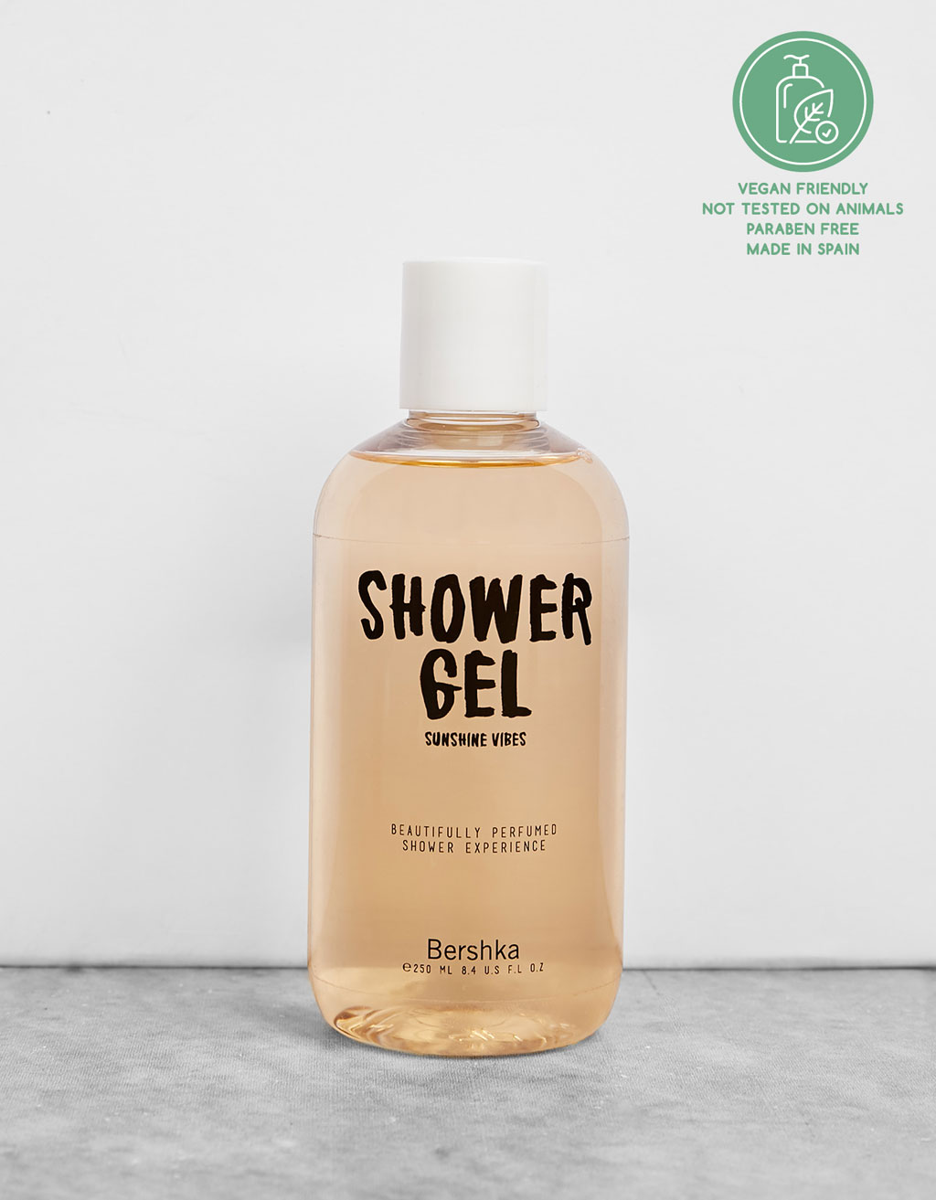Gel douche Bershka Bloom Paradise 250 ml