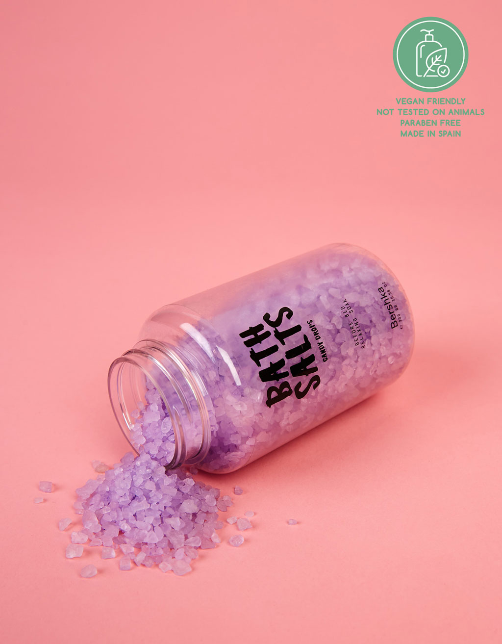 Bershka Bath Salts Candy Drops 300g