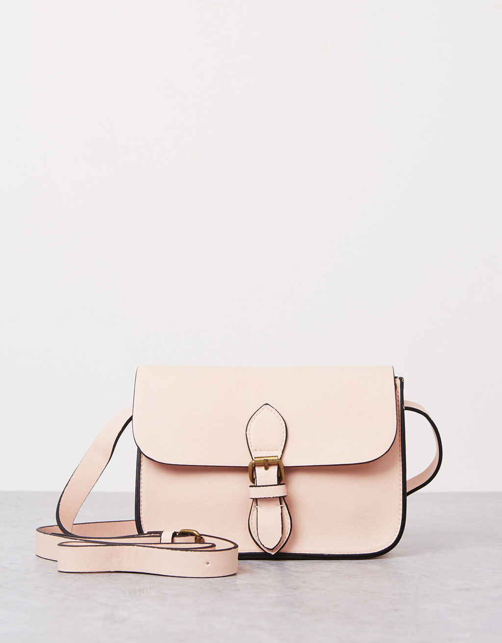 BSK small square bag with buckle