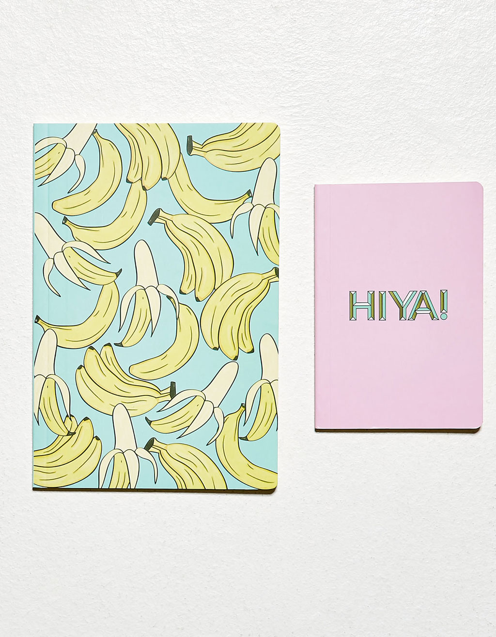 'Bananas' notebook set
