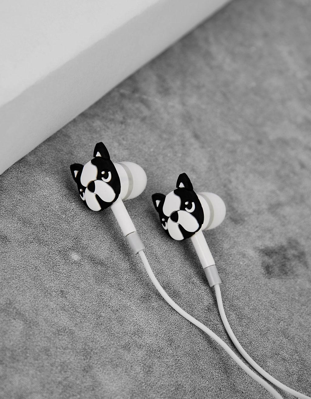 Ακουστικά σκυλάκια