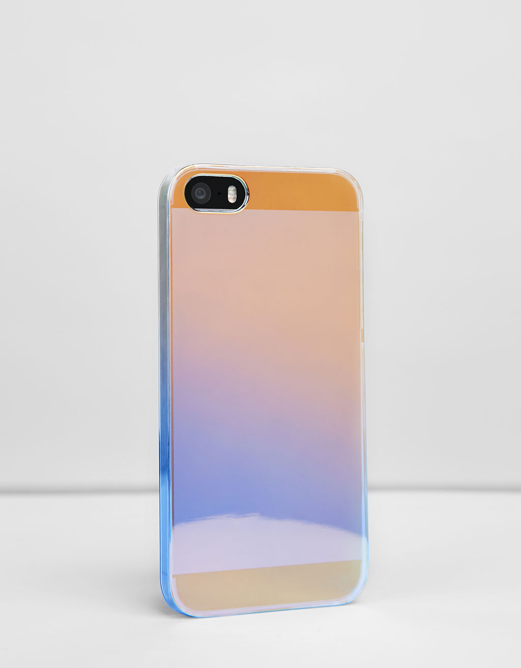 Iridescent iPhone 5/5s/5se cover