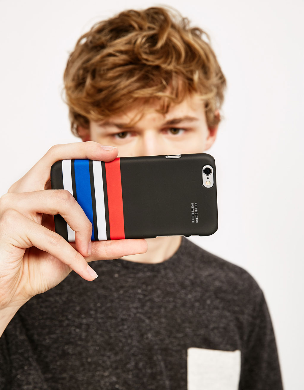 Retro sport iPhone 6 case