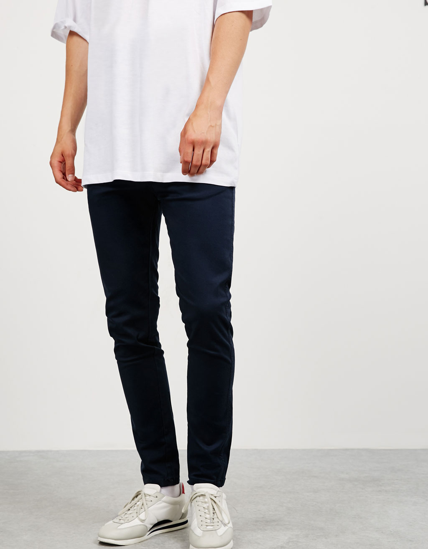 Pantalons xinesos super skinny