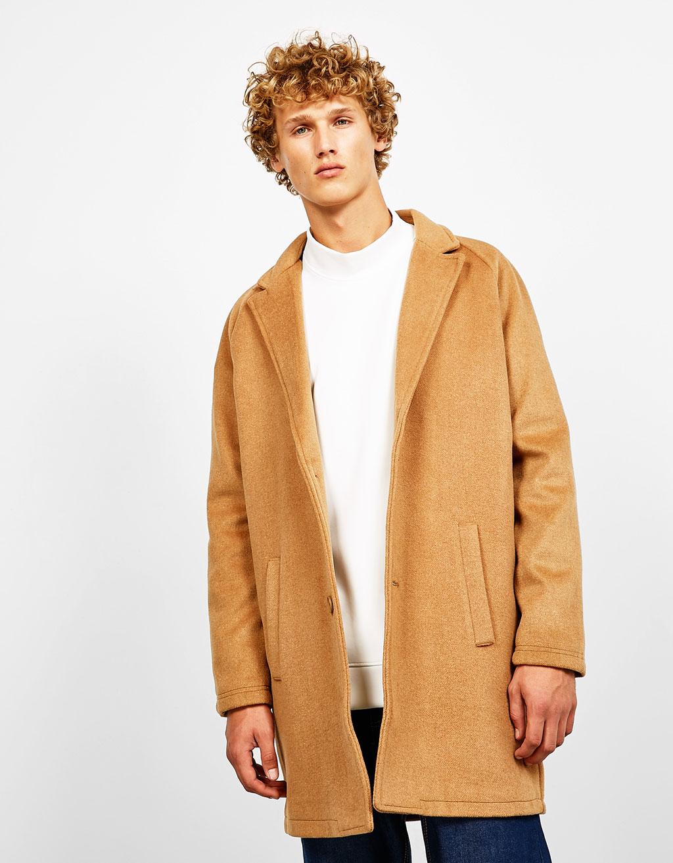 Παλτό κλασική γραμμή
