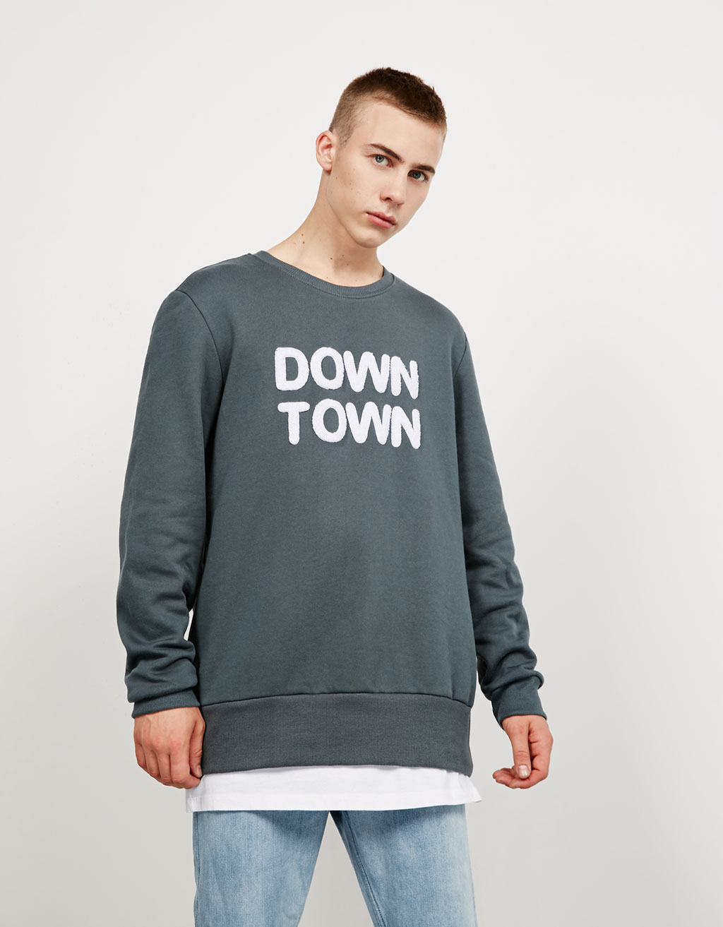 Down town sweatshirt