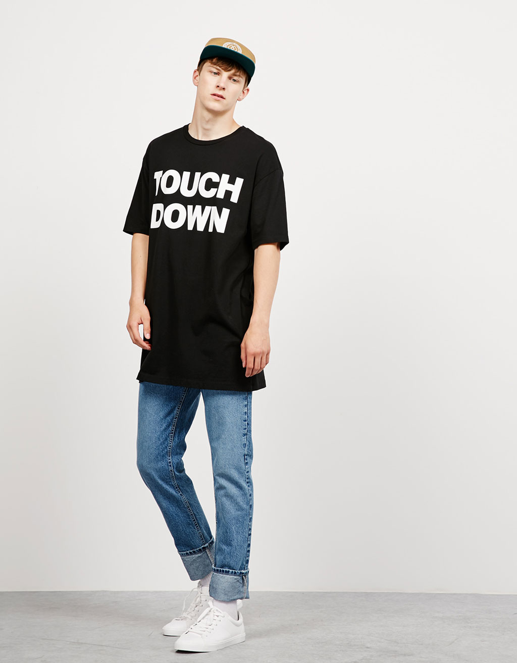 'Touch Down/Suggest' text top