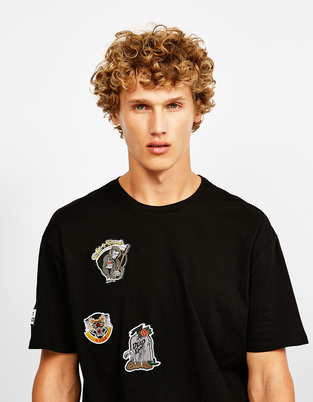 Patch T-shirt
