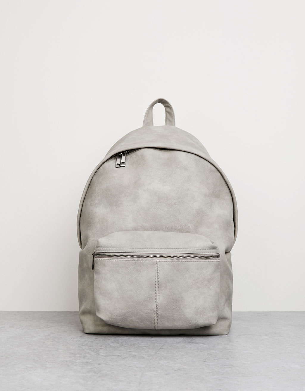 Soft backpack