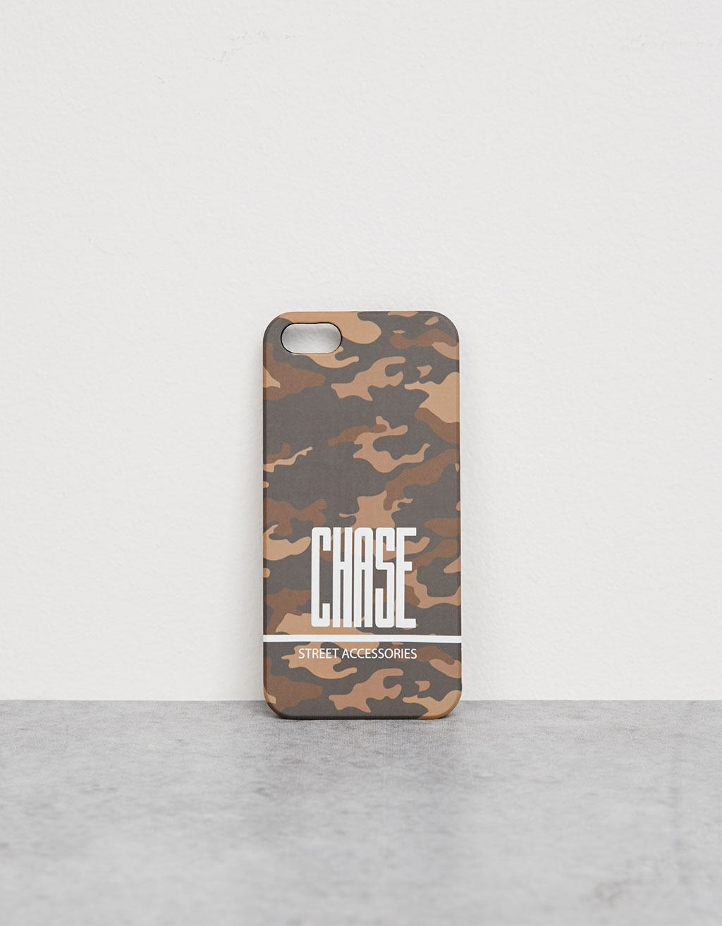 Carcasa camuflaxe iPhone 5/5s