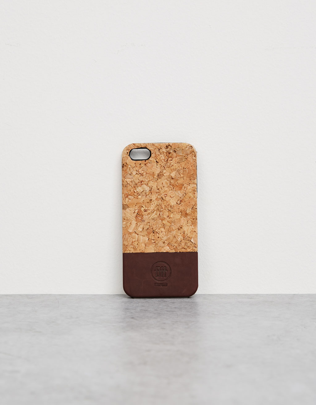 Carcasa corcho iPhone 5/5s