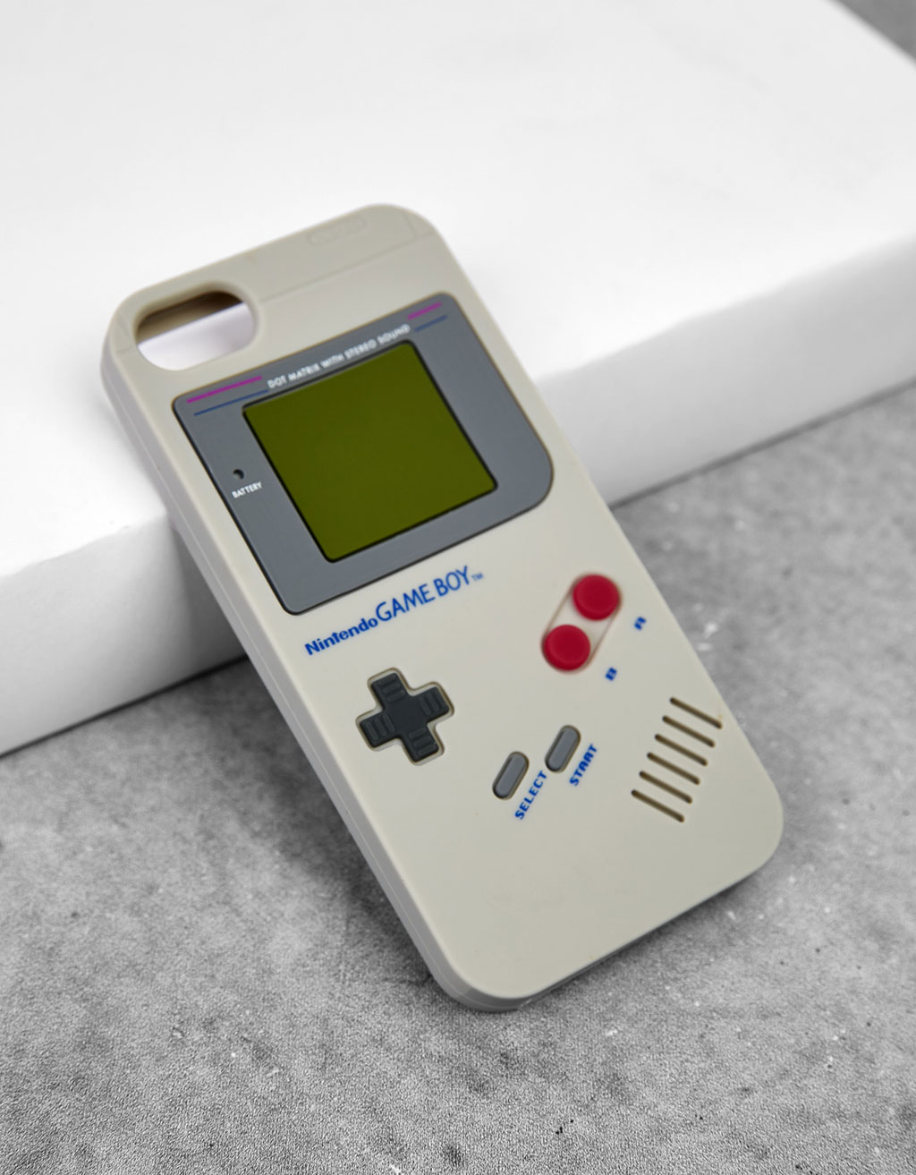 Carcasa Game Boy iPhone 5/5s