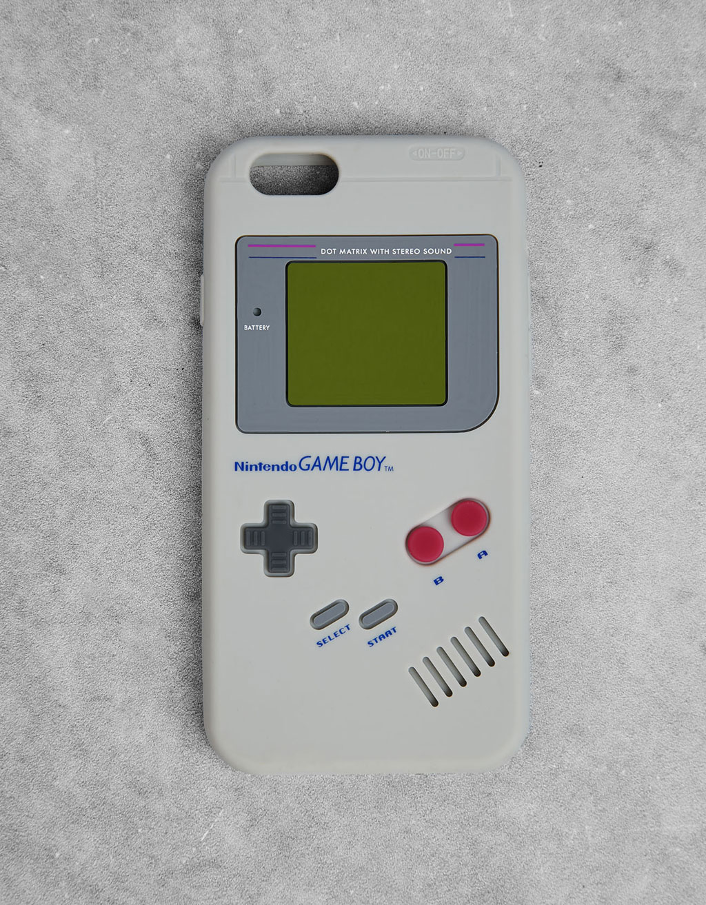 Carcasa Game Boy iPhone 6/6s