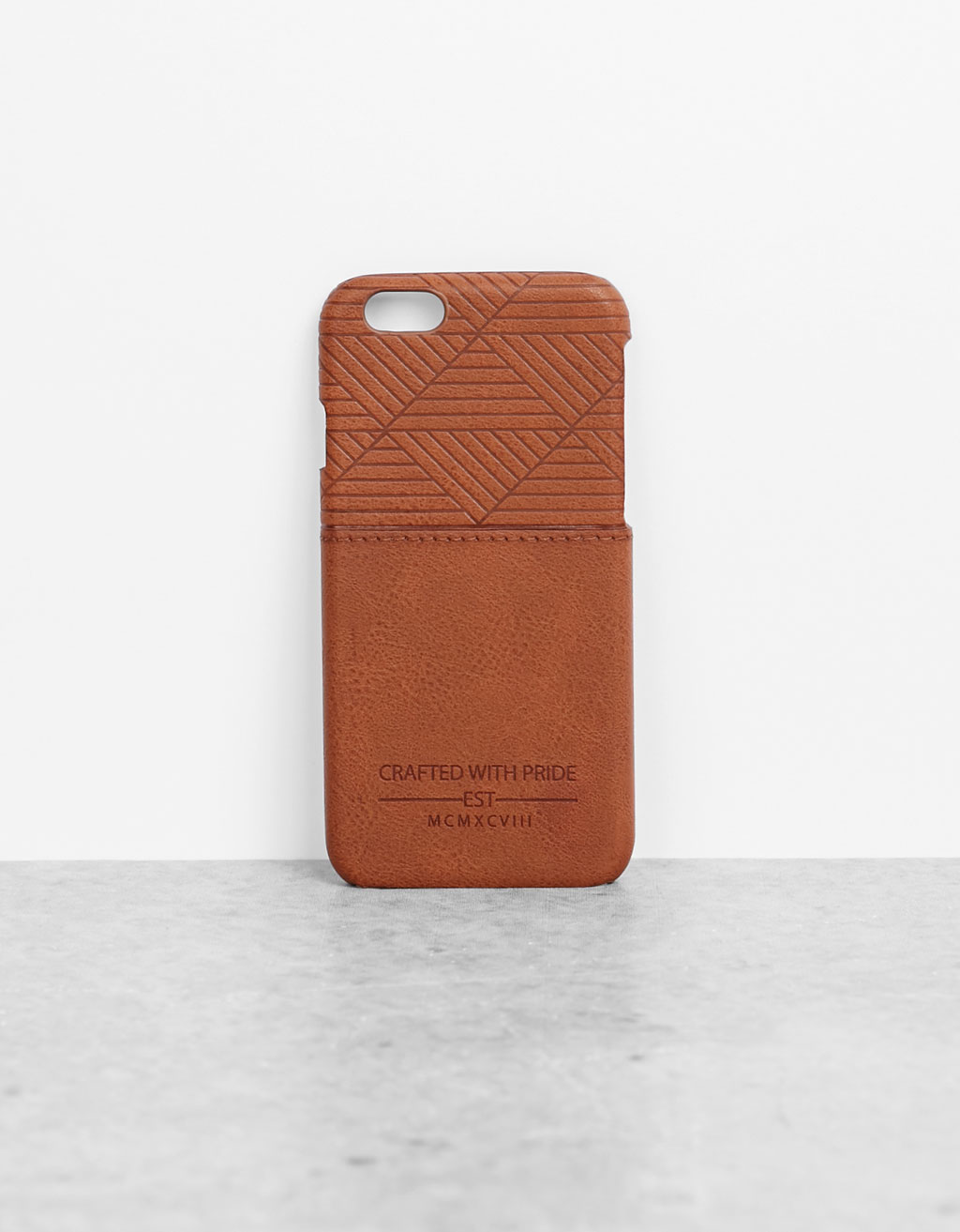 iPhone 6/6s geometric print case