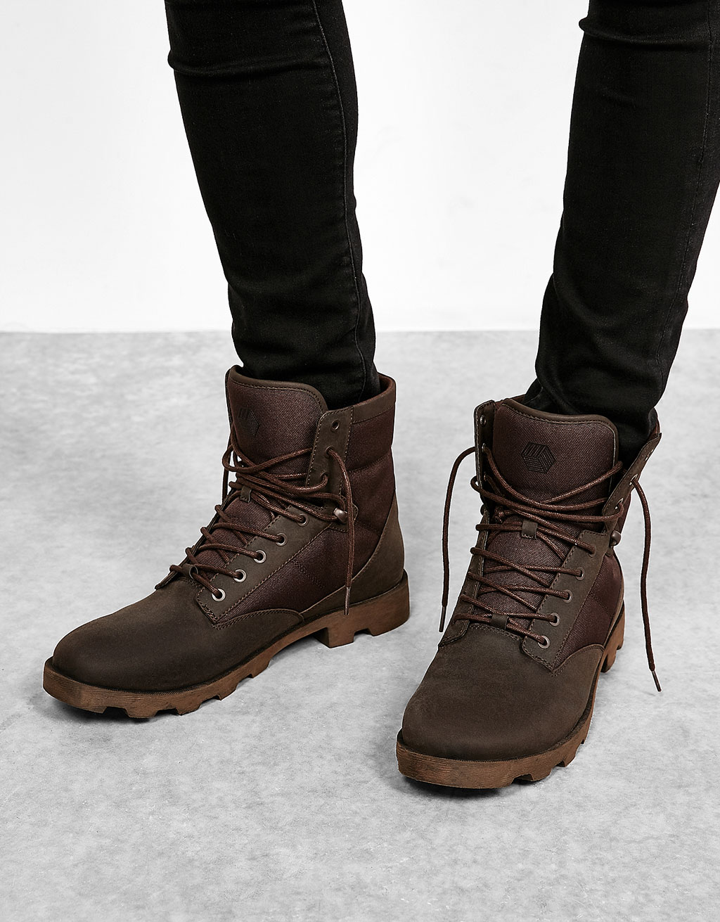 Men's combined cleated boots