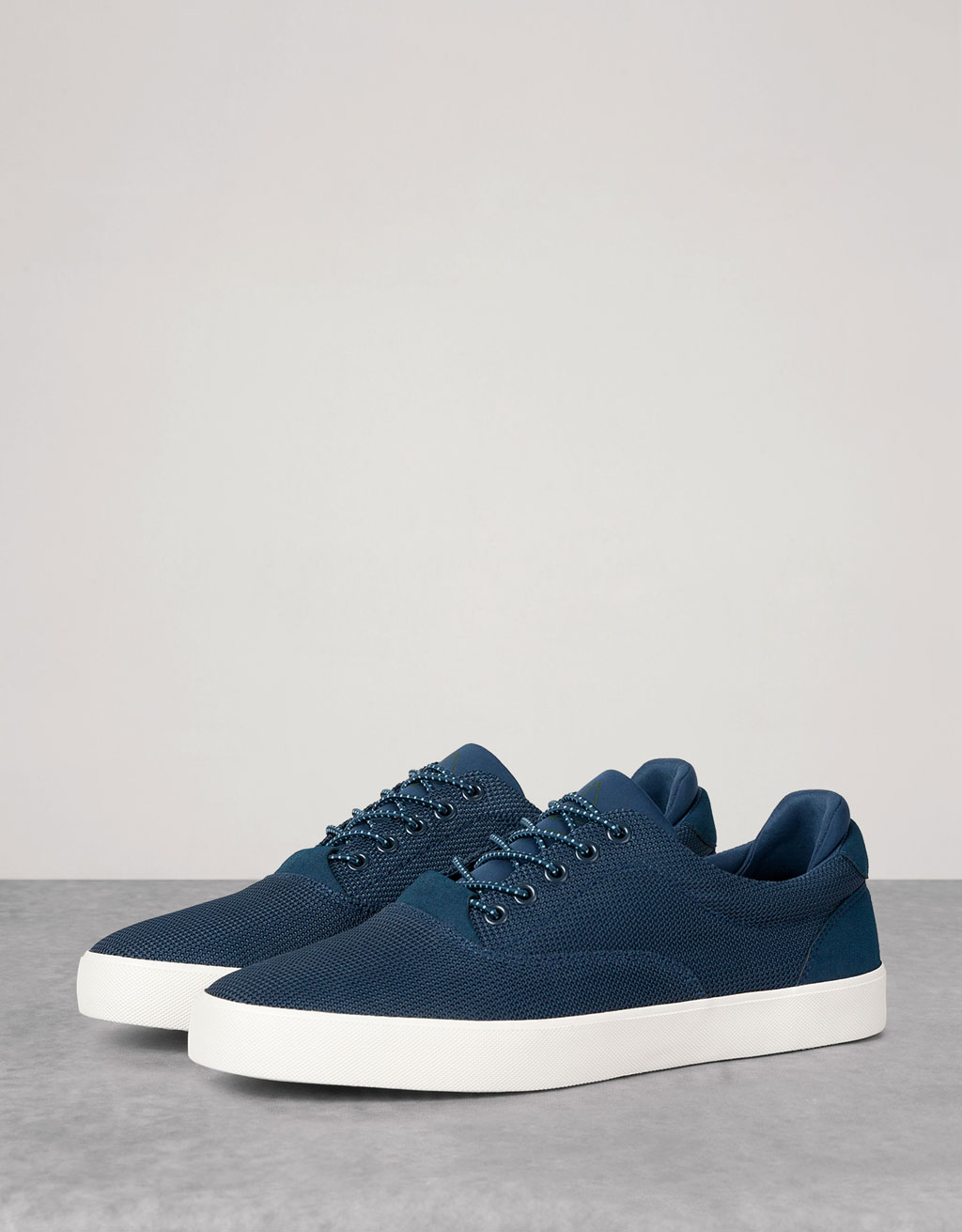 Men's basic mesh sneakers