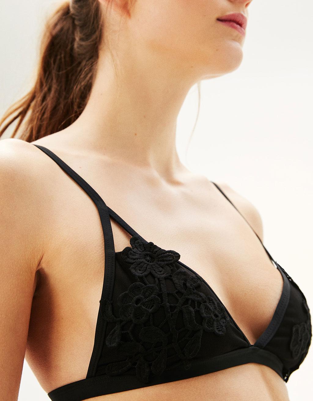 Lingerie bikini top