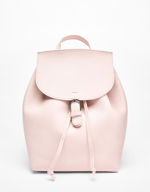 Large minimalist backpack