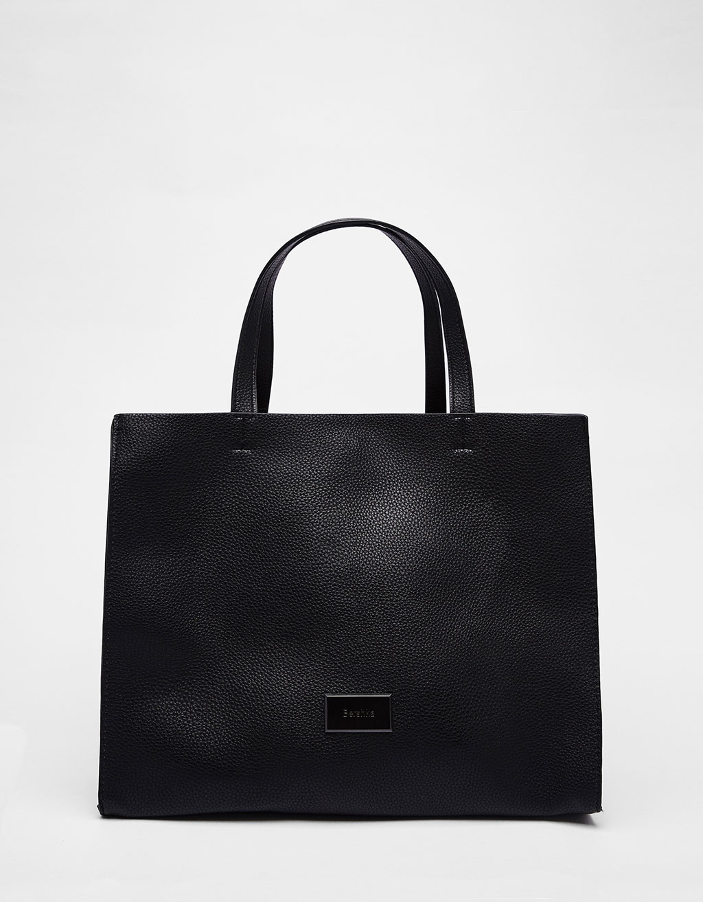 Soft tote bag