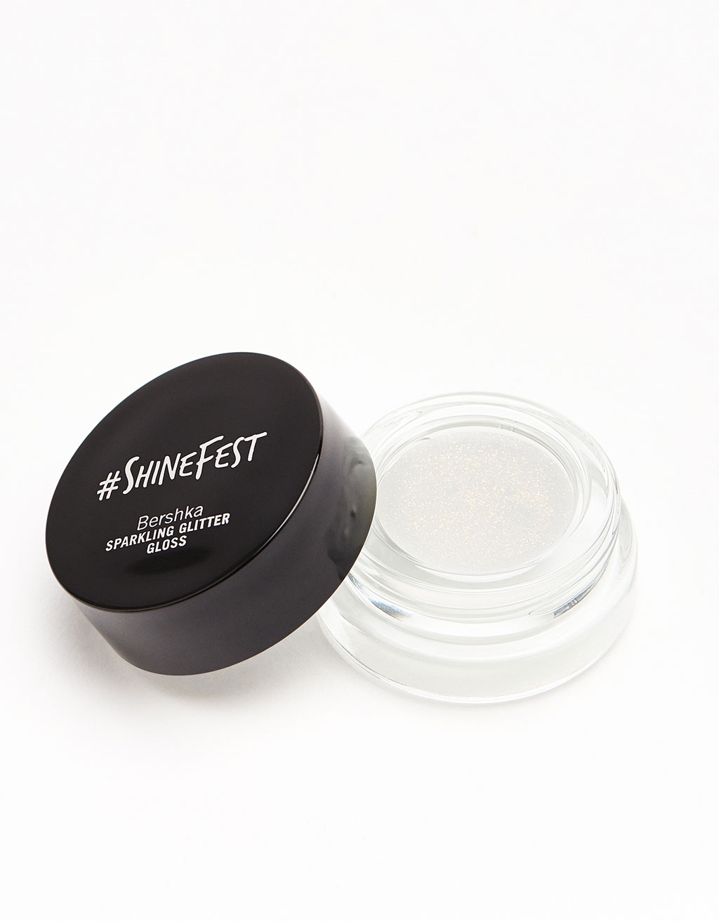 #shinefest Glitter lip gloss