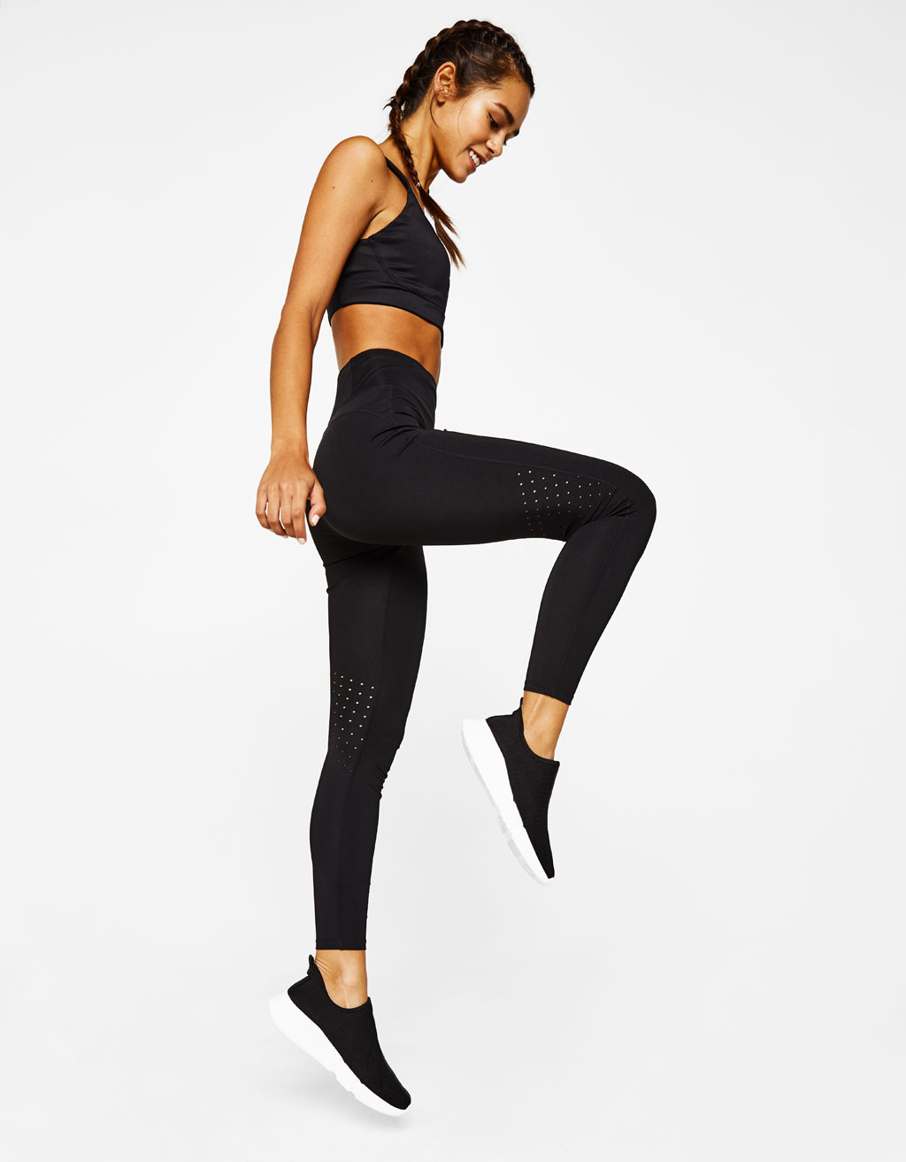 Legging sport technique