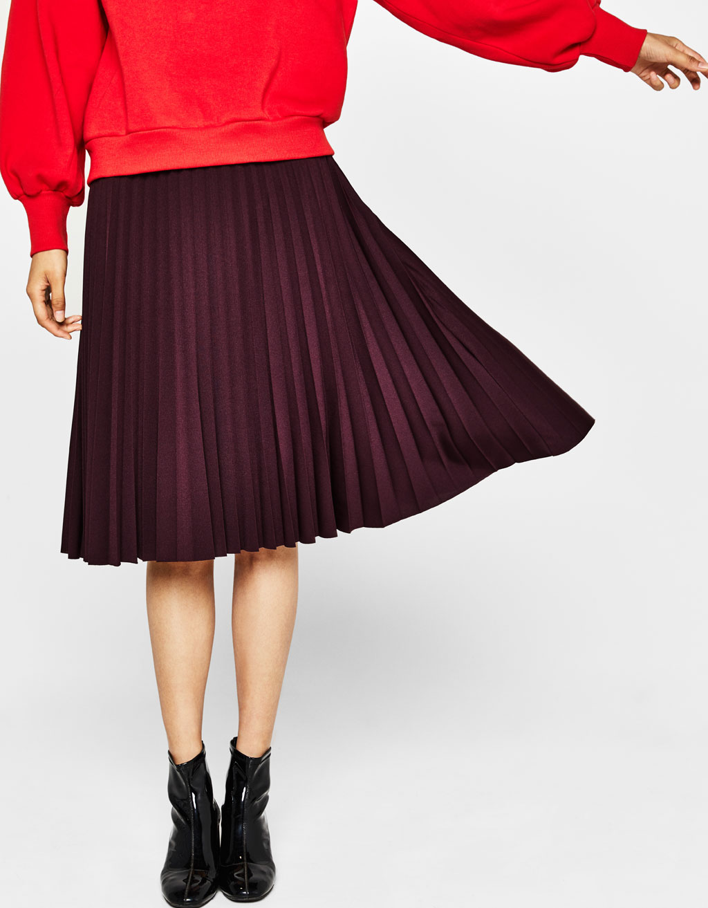 Women's Skirts - Pre-Autumn Collection 2017 | Bershka