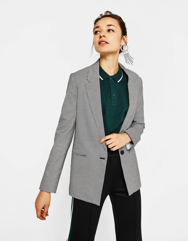 Masculine blazer