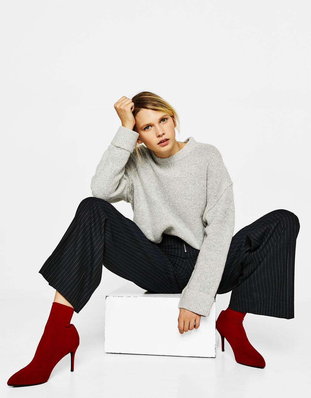 Collezione bershka primavera estate 2016 abbigliamento low cost anni - Pullover Oversize