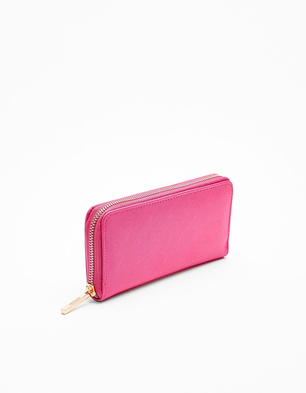 Saffiano purse