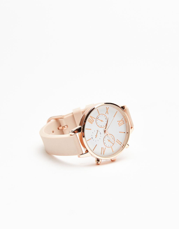 Reloj dial degradado