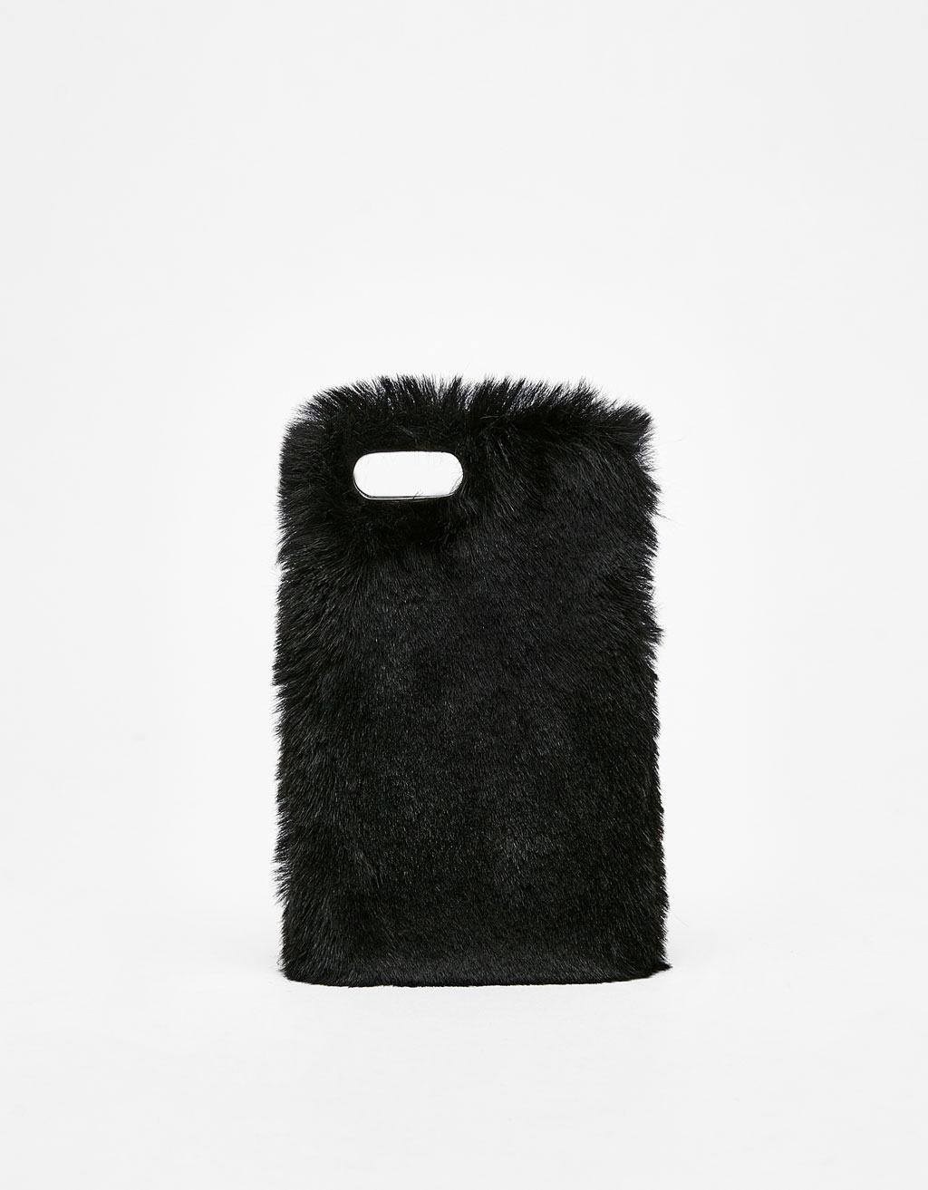 Faux fur iPhone 6 Plus/7 Plus case