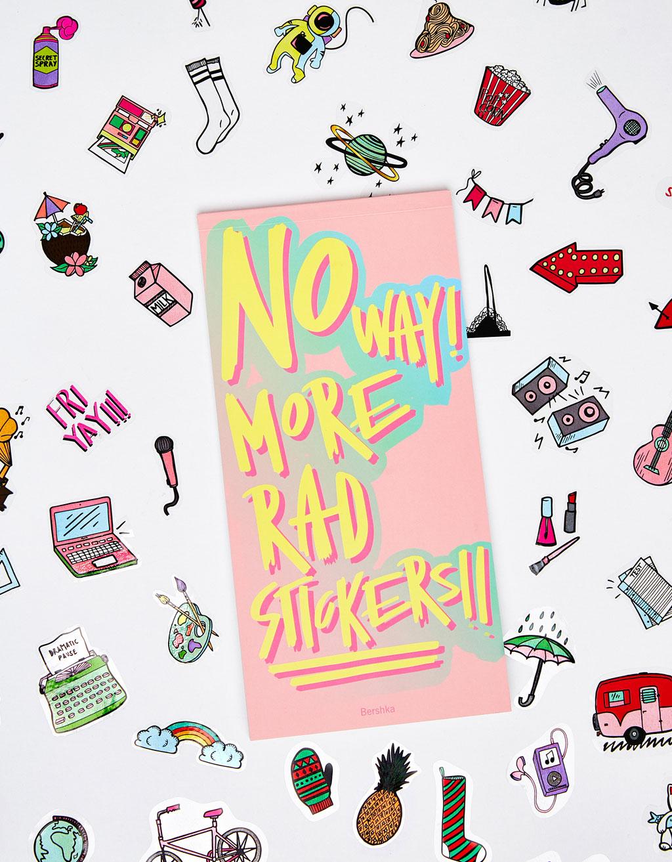 Stickers con mensaje