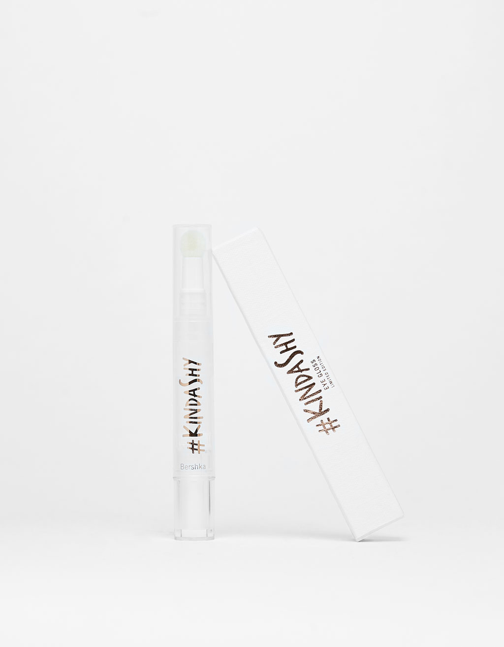 (P2) BERSHKA EYEGLOSS KINDASHY 3ML