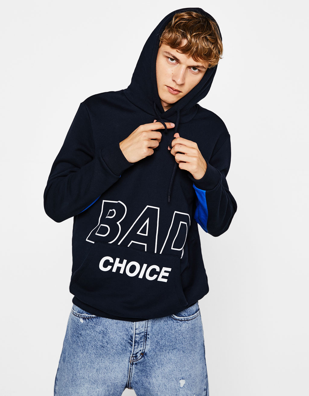 BLO JERSEY CAPUCHA BAD CHOICE