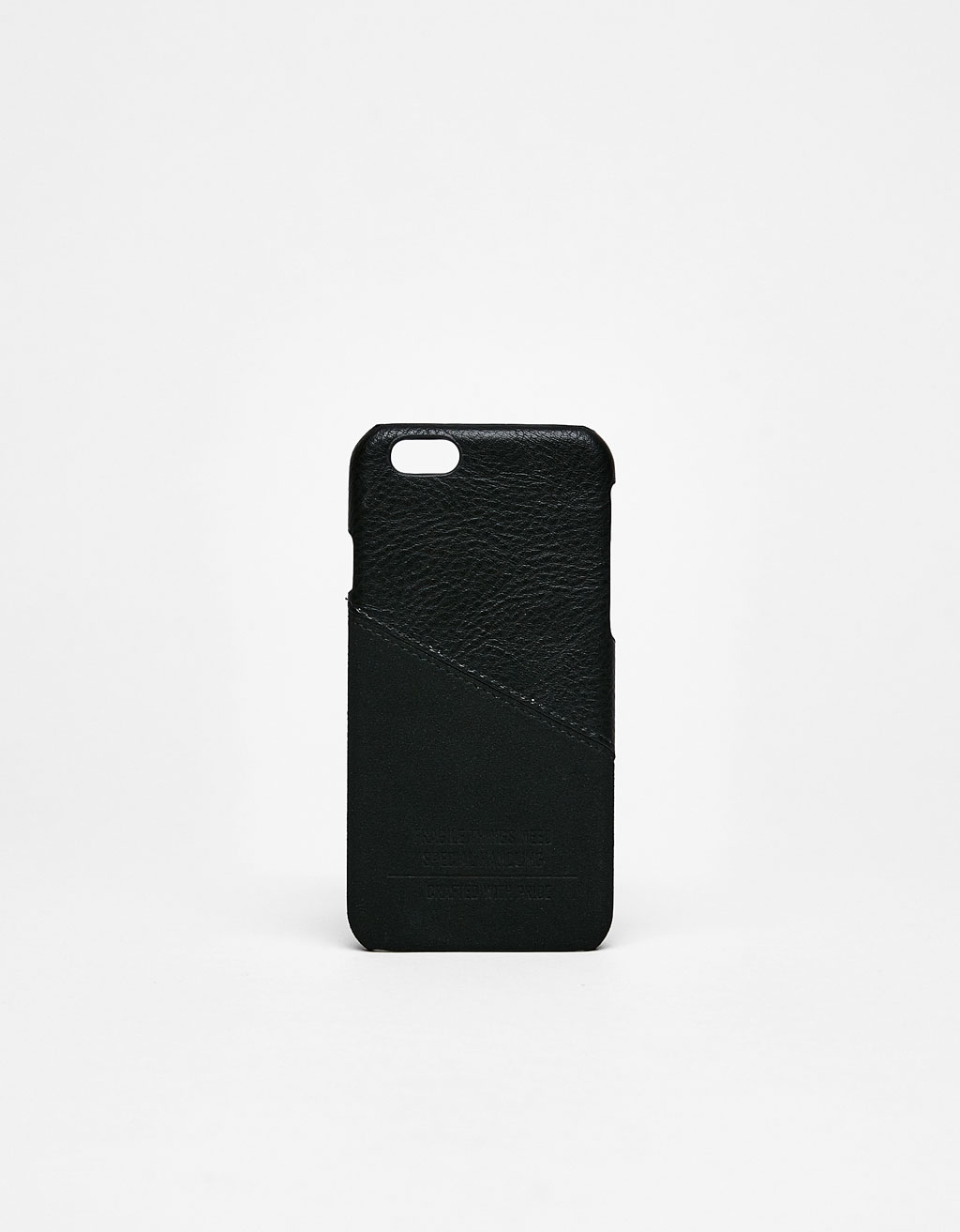 Faux leather iPhone 6/6s case