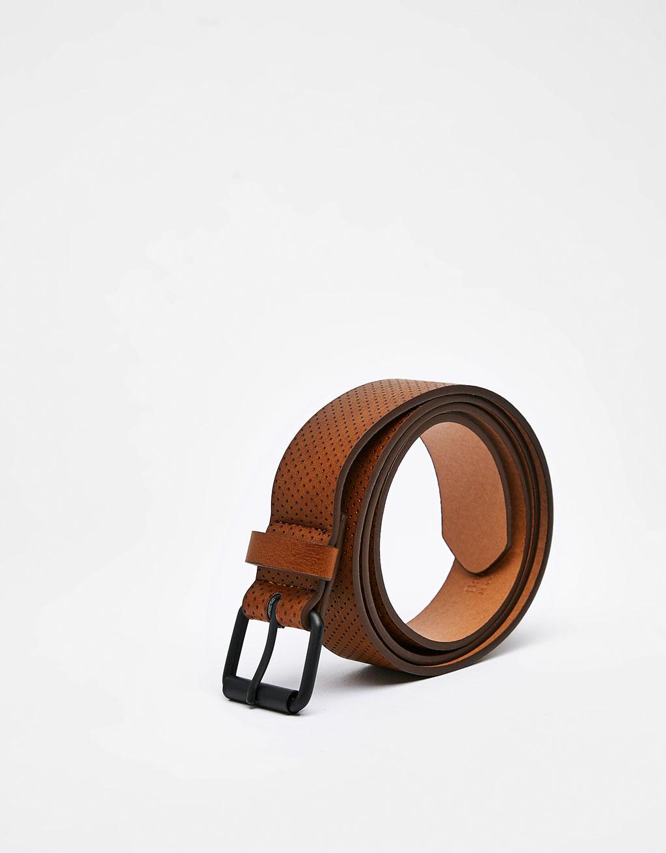 Thin die-cut belt