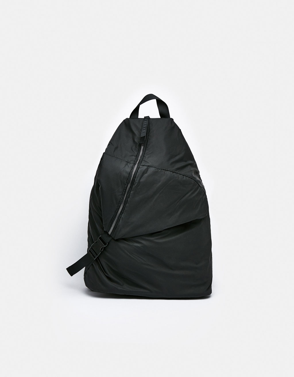 Asymmetric backpack